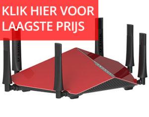 D-link DIR-890L wifi router