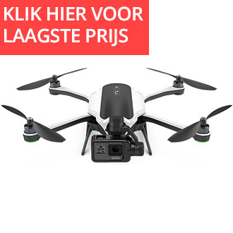 Go Pro karma drone met camera